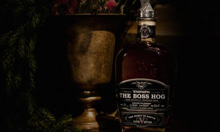 Whistle Pig presenta la quinta expresión de Boss Hog con The Spirit of Mauve