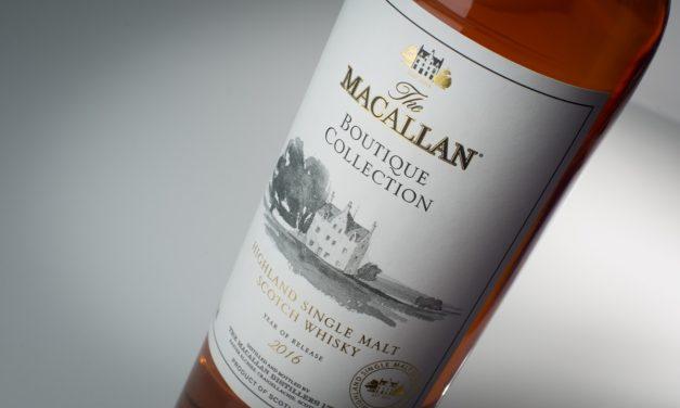 The Macallan presenta The Macallan Boutique Collection, una edición limitada exclusiva del aeropuerto de Taiwán