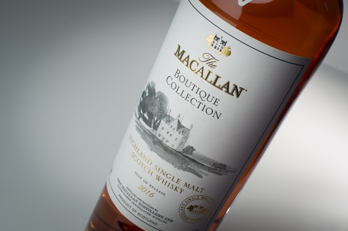 The Macallan unveils Taiwan boutique exclusive