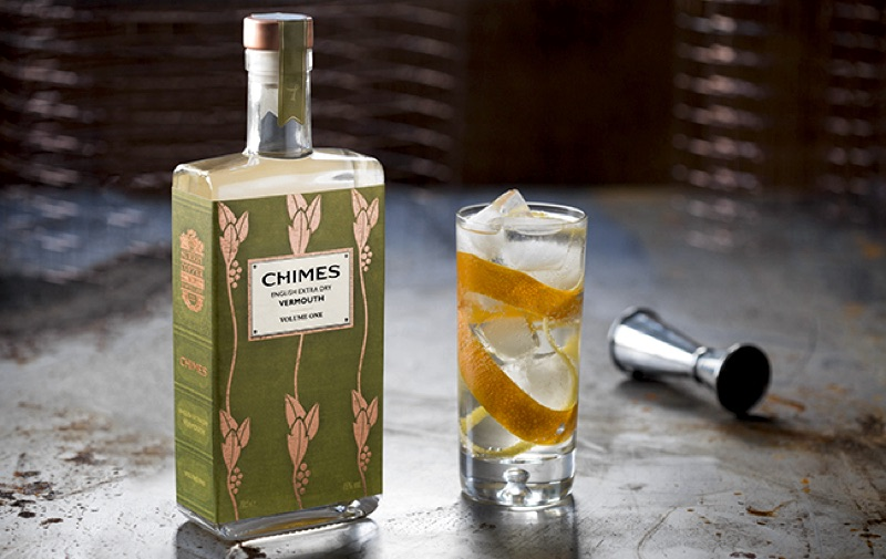 Chimes English Extra Dry Vermouth