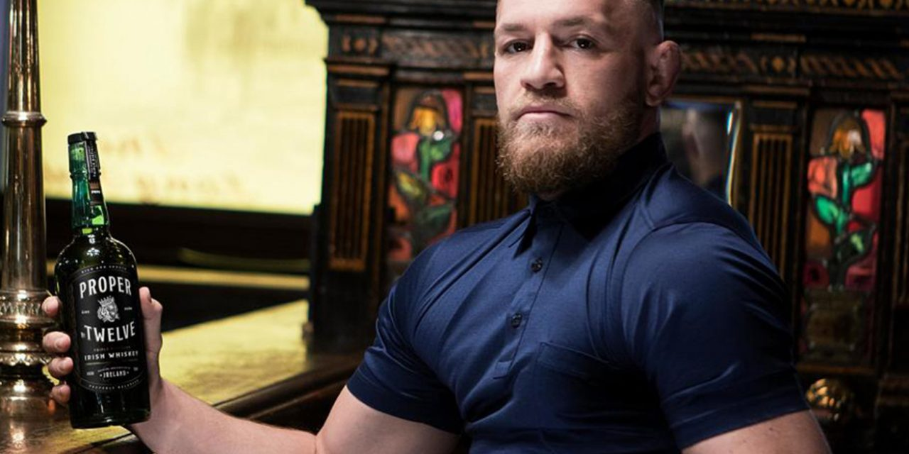 Conor McGregor estrena Proper No. Twelve Irish whiskey