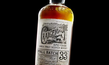 Bacardi añade Craigellachie 33 a la gama TR