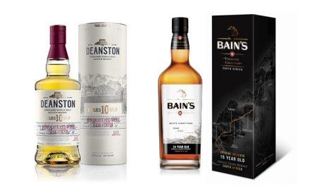 Distell lanza nuevas innovaciones de whisky en el sector de la venta al por menor de viajes