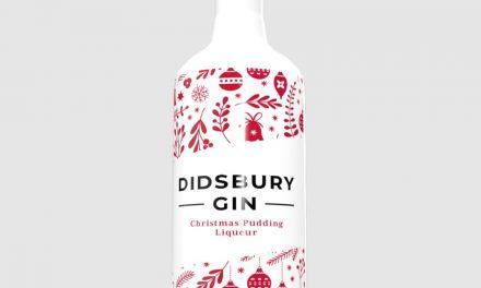 Didsbury Christmas Pudding Gin Liqueur se lanza al mercado