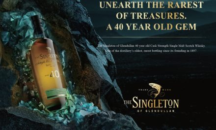 The Singleton lanza el más antiguo whisky escocés Glendullan, The Singleton Glendullan 40 Year Old