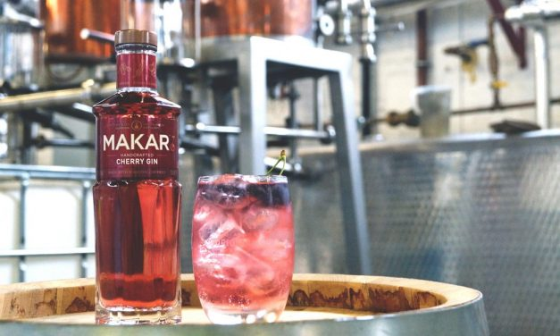 Glasgow Distillery Co lanza Makar Cherry Gin