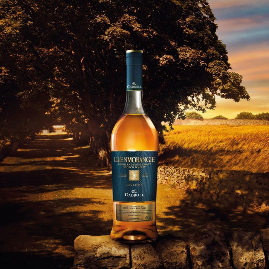 Glenmorangie Cadboll is inspired by the Cadboll Cup