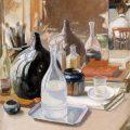 """""""Still Life"""" (1909), de Pekka Halonen"""