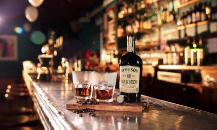 Jameson Cold Brew, innovadora combinación de whisky y café