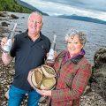 Scottish 'blanche' absinthe