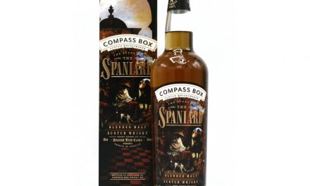 Compass Box amplía su gama principal con whisky español, The Story of the Spaniard