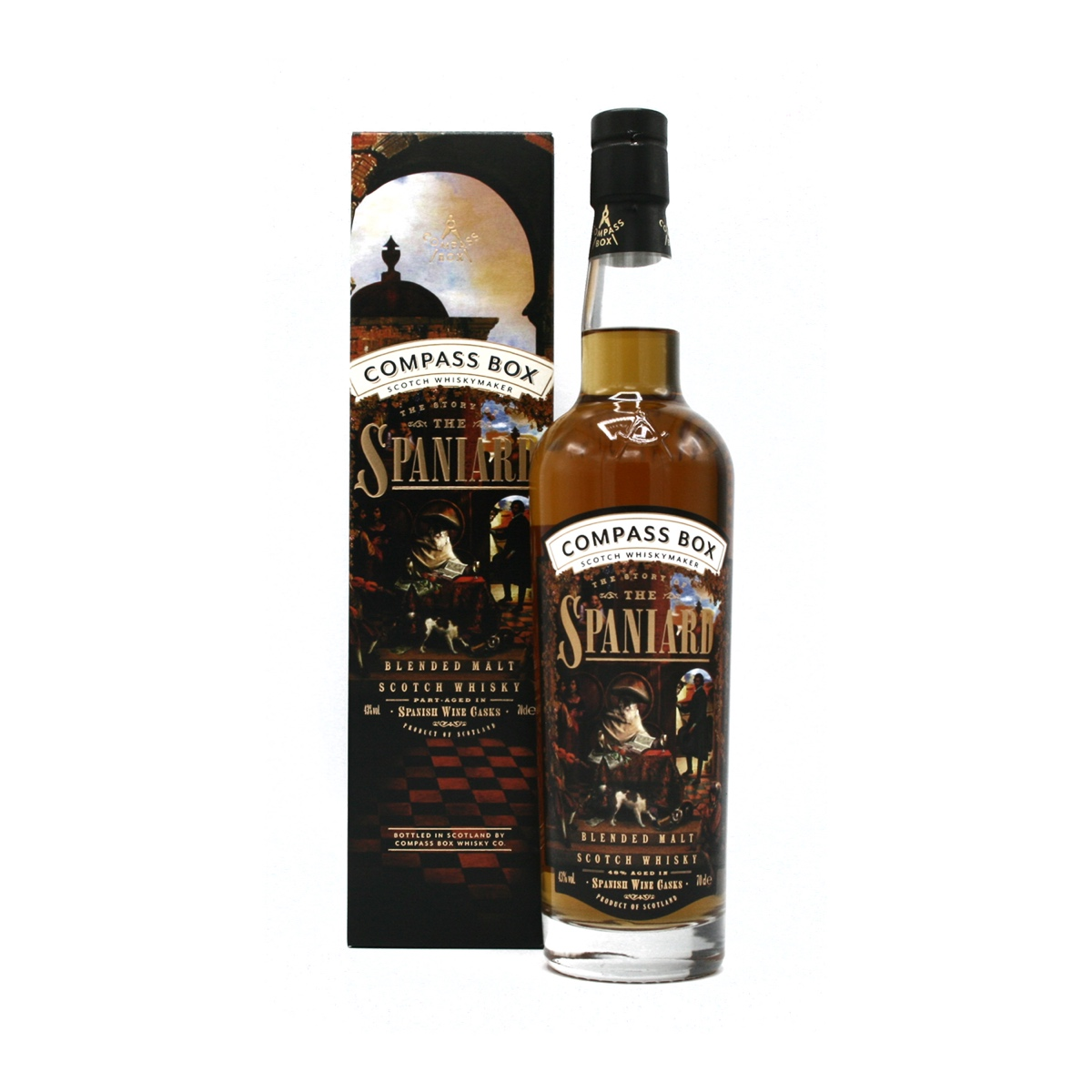 The Story of the Spaniard is Compass Box's first new permanent whisky in five years