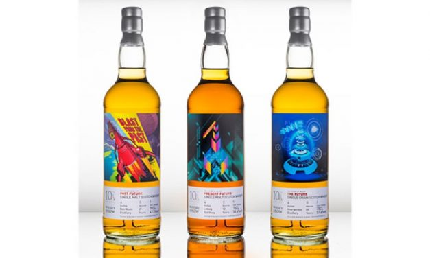 TWE lanza whiskies 'futuristas' para el 10º Whisky Show