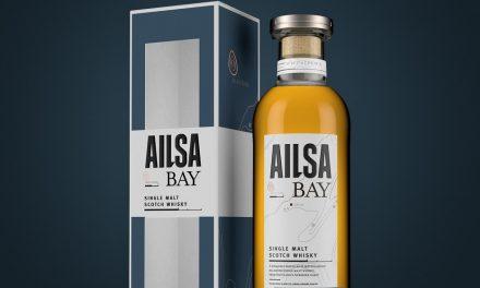 El whisky Ailsa Bay presenta su nuevo diseño y receta