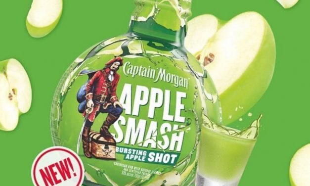 Captain Morgan lanza Apple Smash
