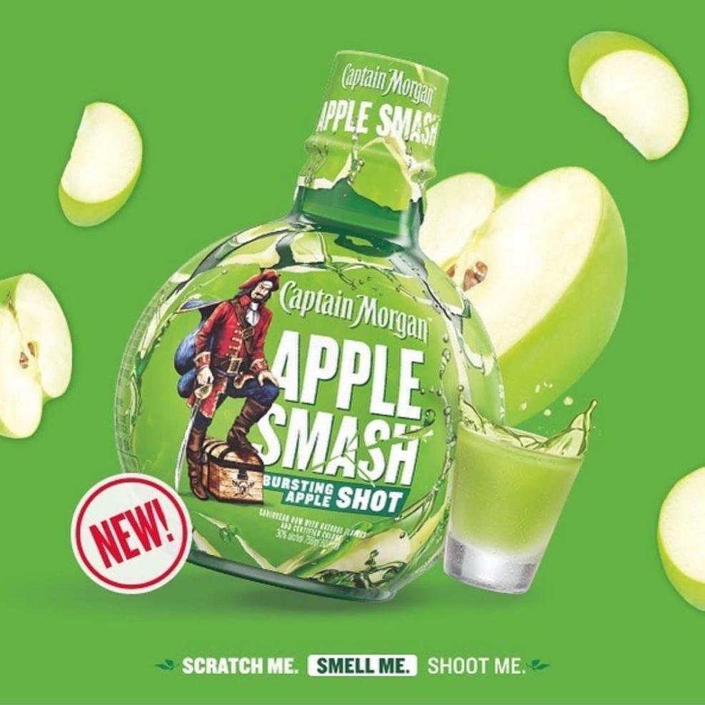 apple mash captain morgan