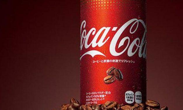 Coca-Cola presenta la nueva opción Coca-Cola Plus Coffee