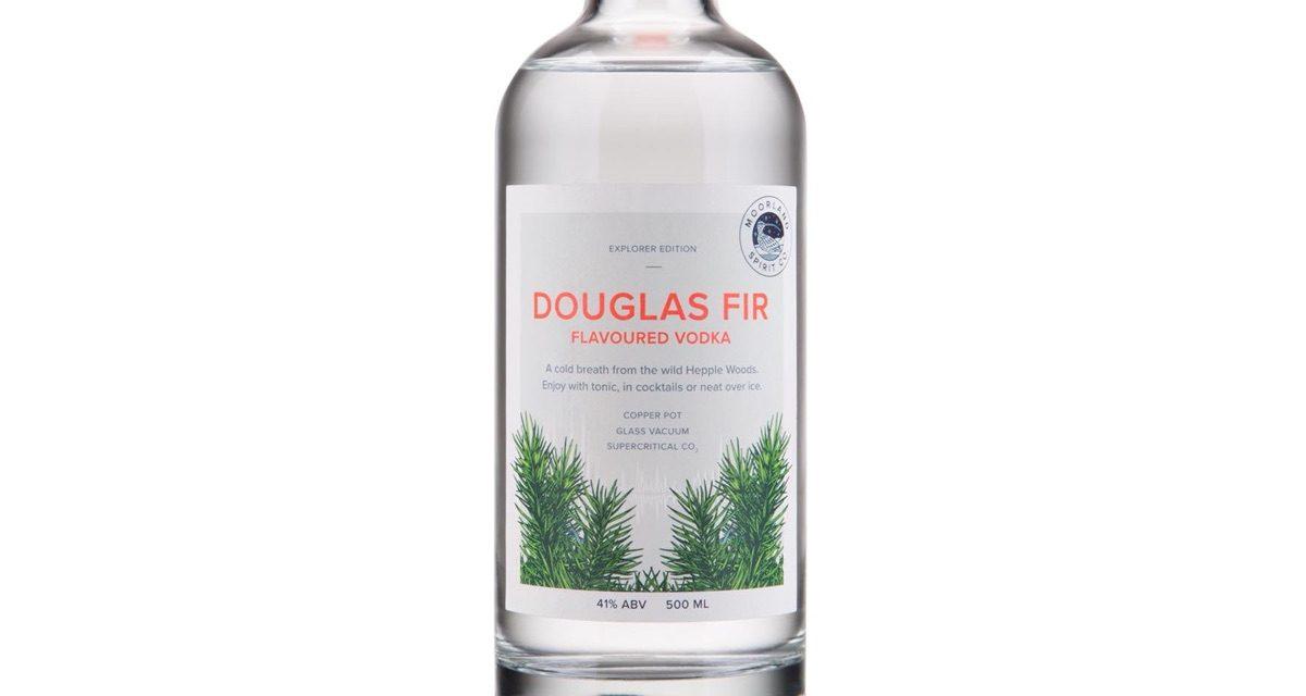 Douglas fir-flavoured vodka, novedad en The Moorland Spirit Company