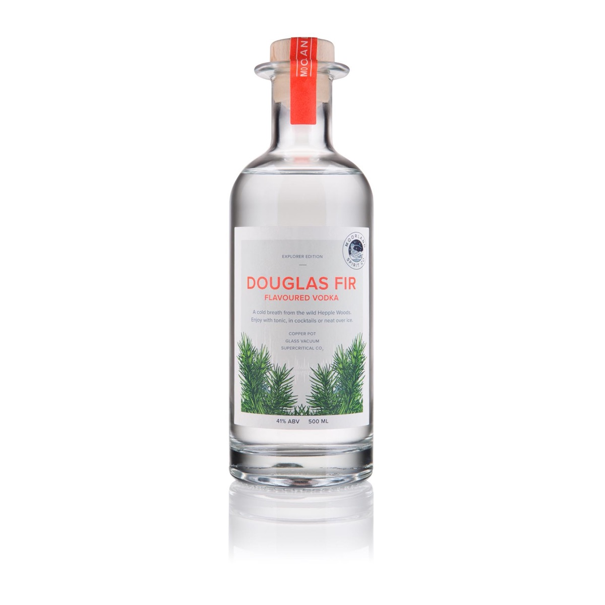 Douglas fir-flavoured vodka set to launch