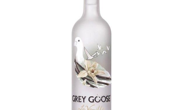 Grey Goose relanza el vodka con sabor a vainilla, Grey Goose La Vanille