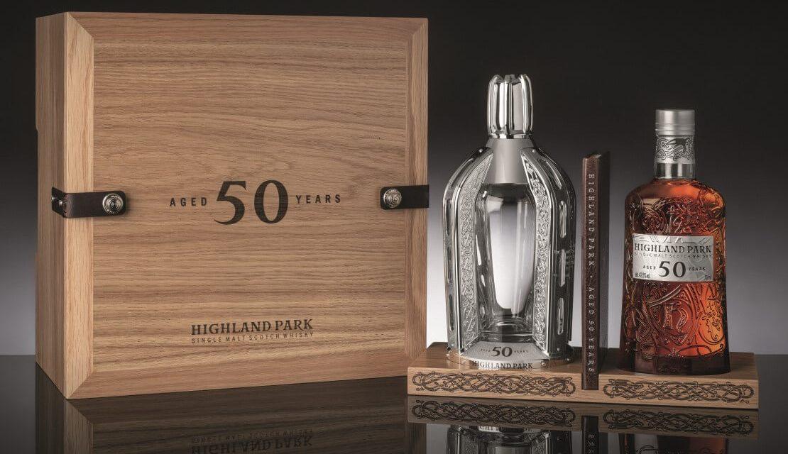 Highland Park lanza su whisky más antiguo en casi una década, Highland Park 50 Year Old