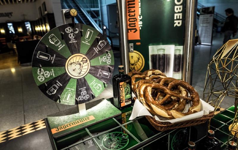 Jägermeister presenta la activación de TR inspirada en Oktoberfest en Múnich