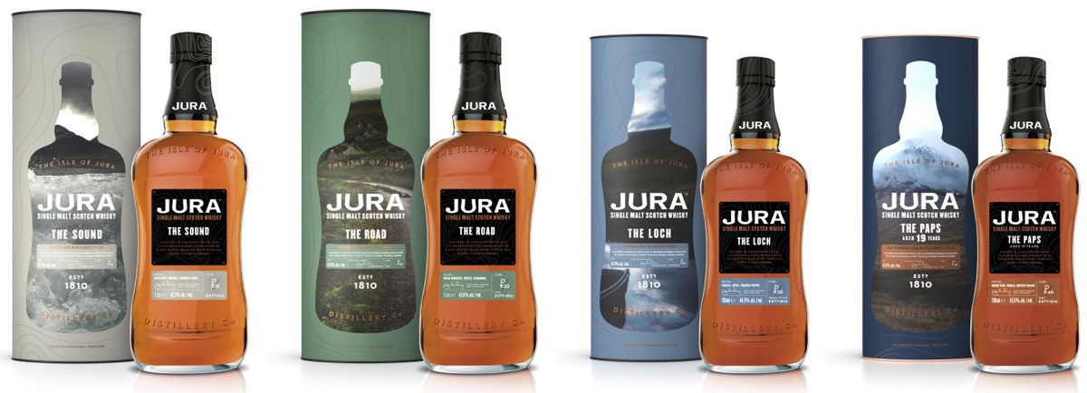Jura presenta la colección Sherry Cask Collection en TR