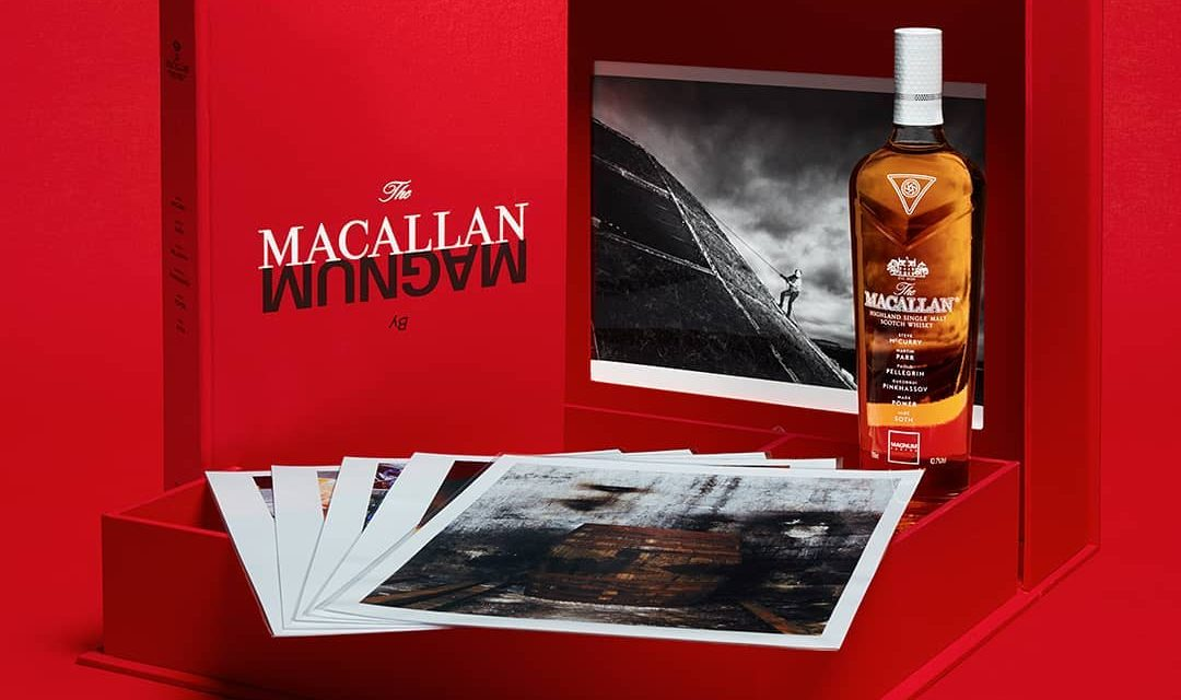 The Macallan presenta el último whisky Masters of Photography
