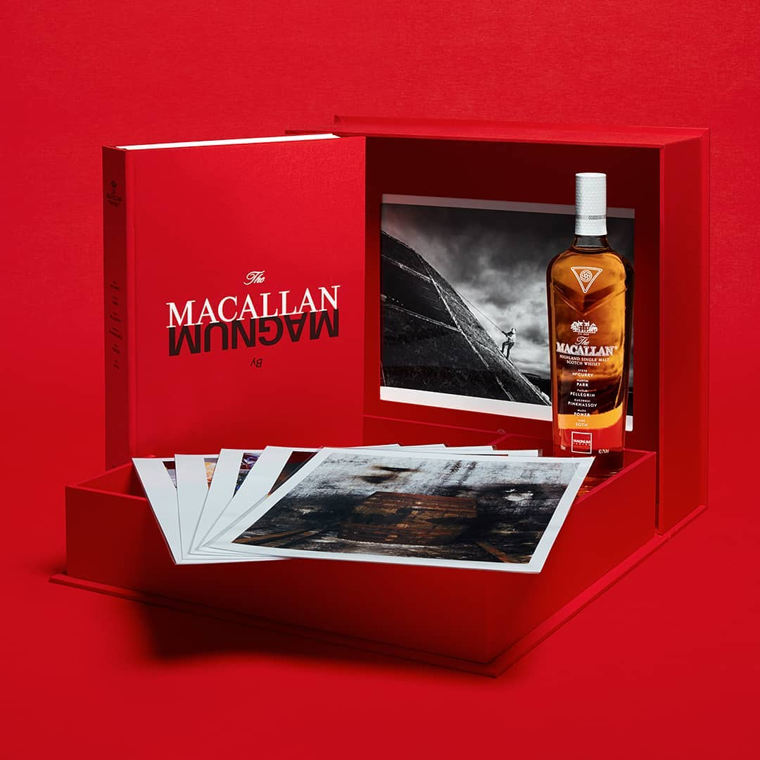 Introducing The Macallan Masters of Photography: Magnum Edition.