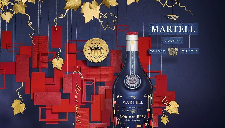 Martell lanza exclusivo packaging para Cordon Bleu de TR