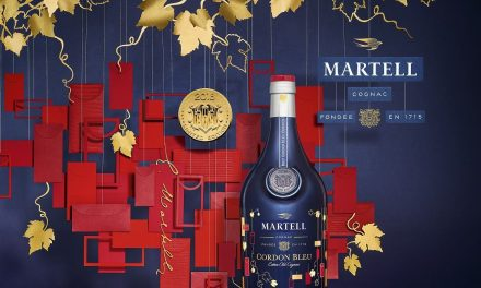 Martell lanza exclusivo packaging para Cordon Bleu de TR