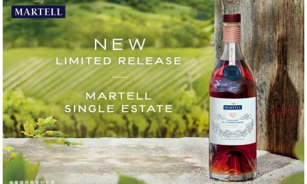 Martell lanza Single Estate Domaine de Charbonnière en HKIA