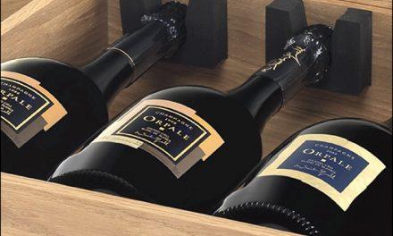Champagne de Saint-Gall presenta Orpale cuveé