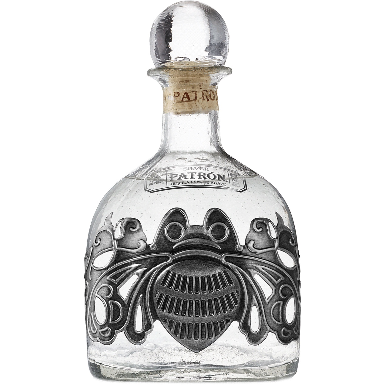 Collector's Edition bottle patron