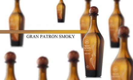 Tequila Gran Patrón Smoky debuta en Estados Unidos