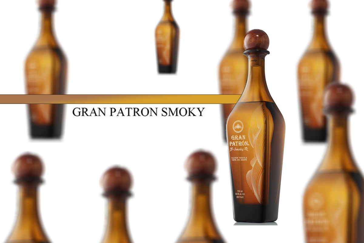Gran Patrón Smoky Tequla will first launch in select US markets