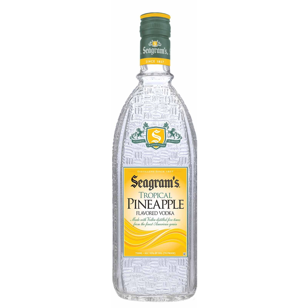 Seagram's Tropical Pineapple Flavoured Vodka