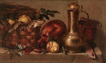 """""""Bodegón de cocina"""" (mediados del siglo XVII), de Antonio Ponce"""
