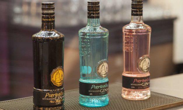 'Puerto de Indias' se posiciona como la novena gin más consumida del mundo, con el 55% del consumo nacional de ginebras rosas