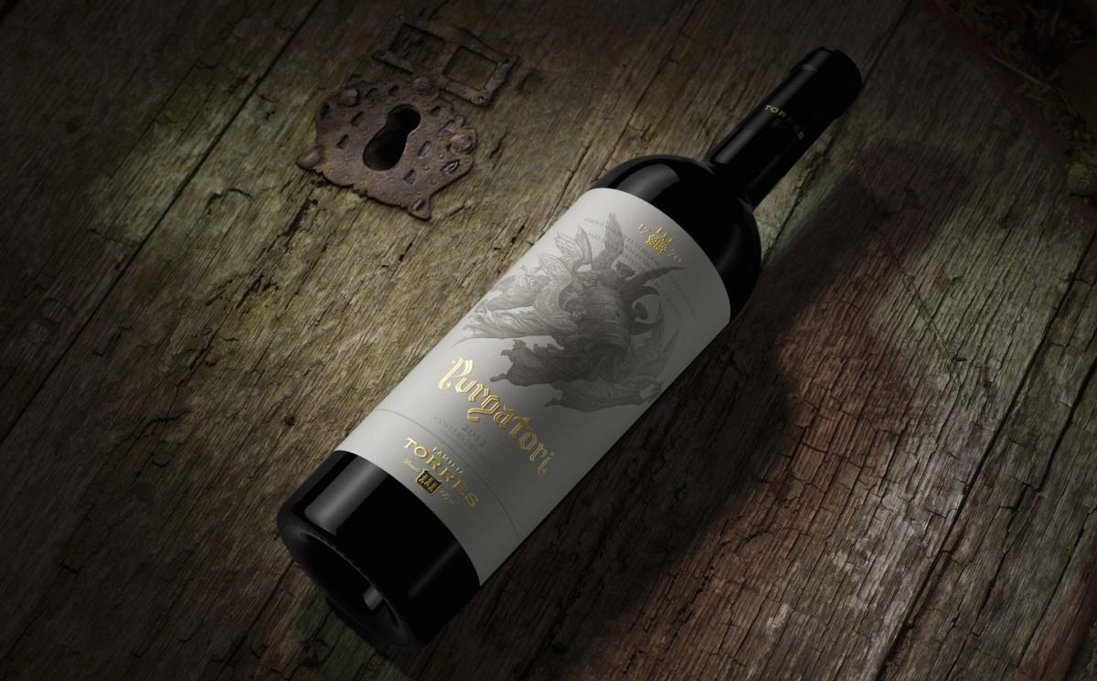 Familia Torres estrena la bodega de sus vinos 'Purgatori' en Juneda
