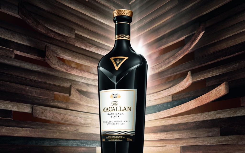 The Macallan se llena de humo con The Macallan Rare Cask Black