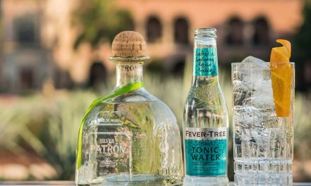 Patrón y Fever-Tree lanzan una tónica cítrica para Tequila, Fever-Tree Citrus Tonic Water