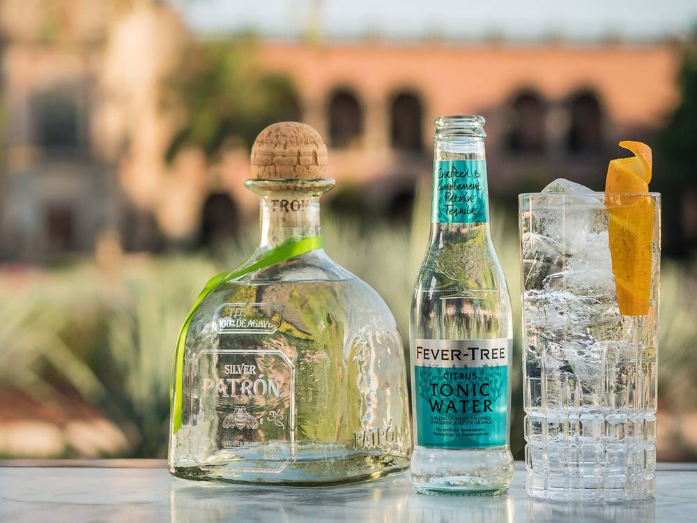 "Fever-Tree Citrus Tonic Water has been created to ""revolutionise consumer thinking when it comes to a Tequila and tonic"""