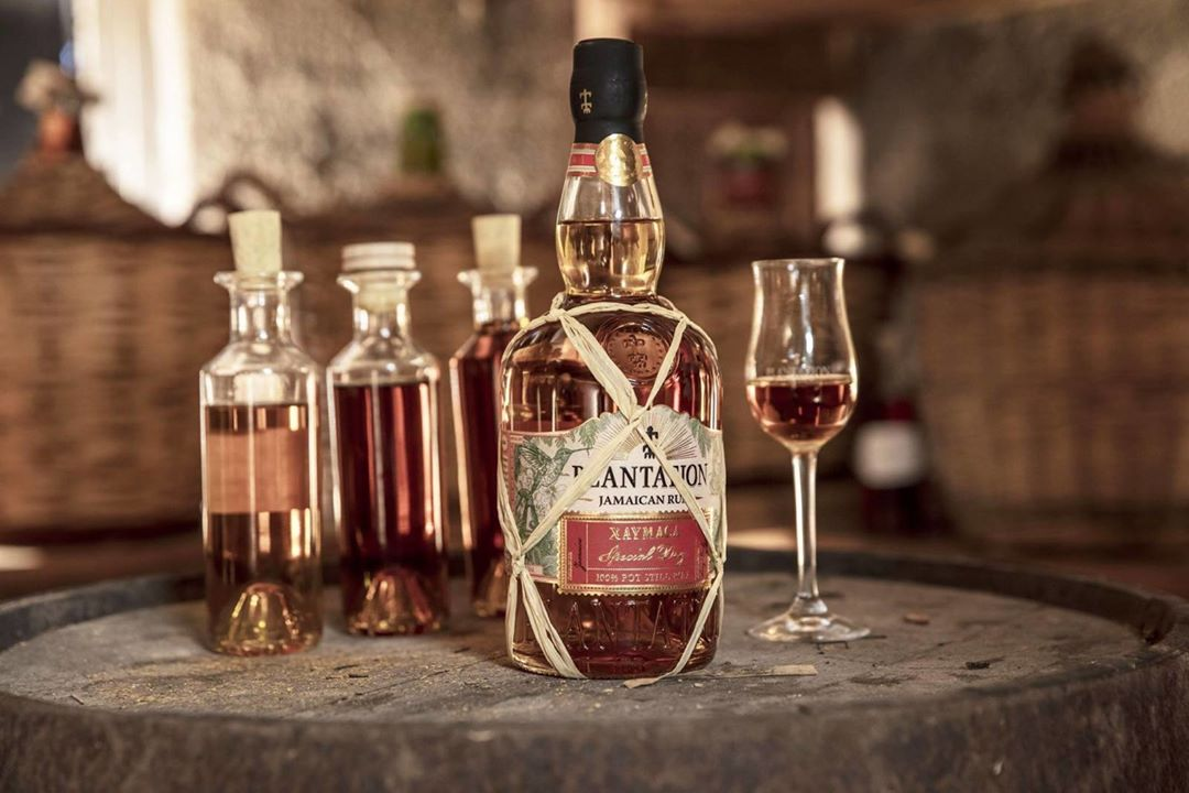 Plantation Xaymaca Special Dry channels Jamaica's 'rum funk'