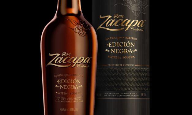 Ron Zacapa lanza al mercado minorista de viajes en exclusiva Zacapa Edición Negra