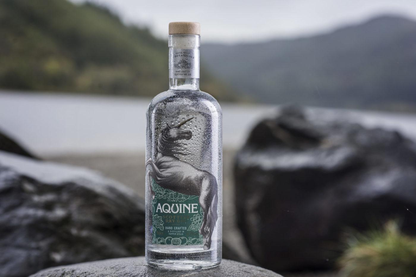 Lidl launches unicorn-inspired Aquine gin