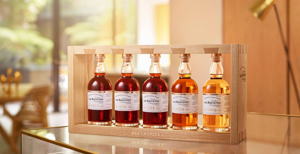 "Balvenie presenta DCS Compendium Chapter Four, ""Expecting the Unexpected"""