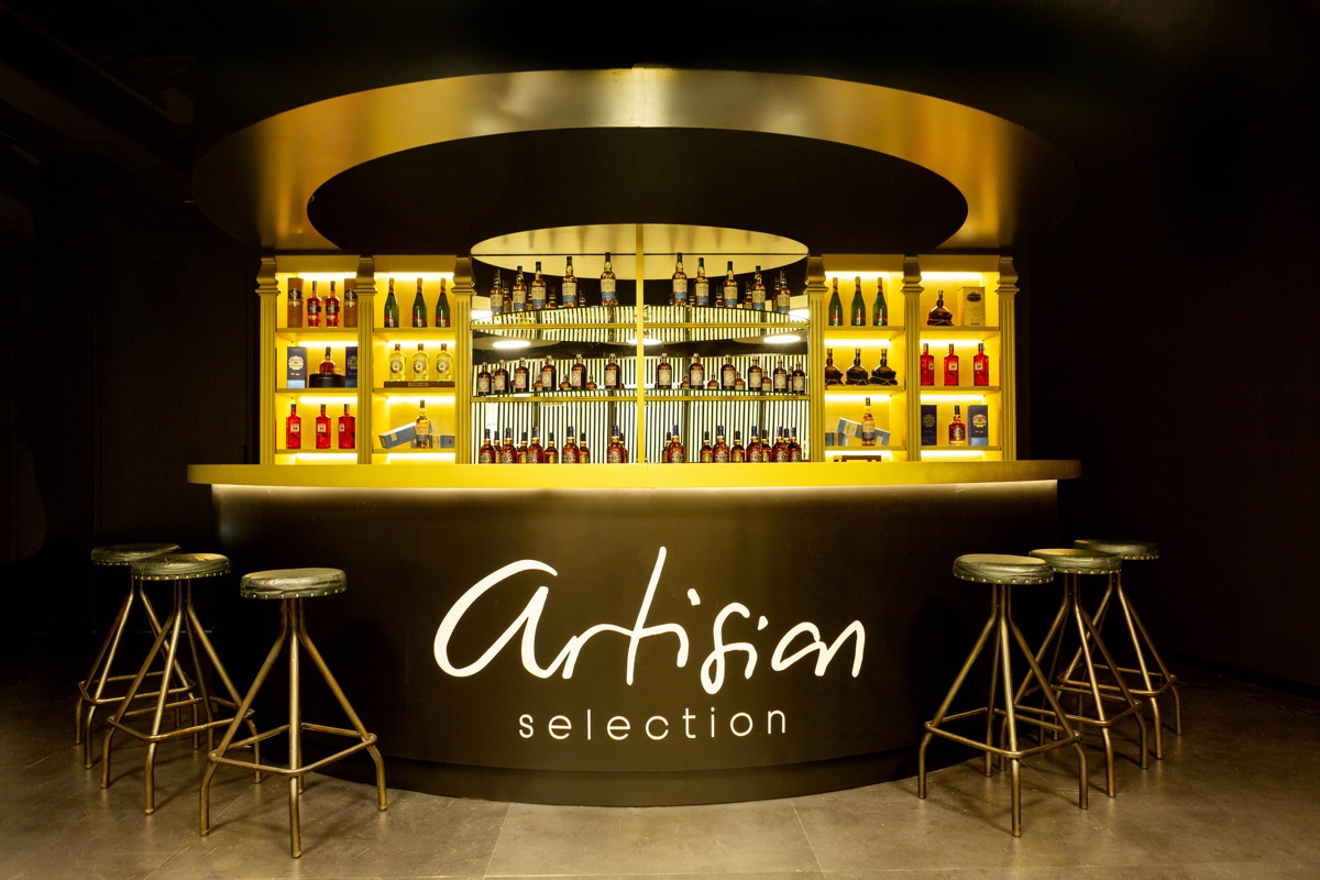 ARTISIAN SELECTION, LA GAMA DE PRODUCTOS ULTRA-PREMIUM DE PERNOD RICARD EN MADRID COCKTAIL WEEK