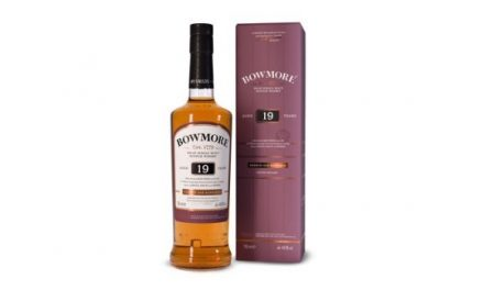 Bowmore lanza un whisky exclusivo de Amazon, Bowmore 19 Year Old French Oak Islay Single Malt