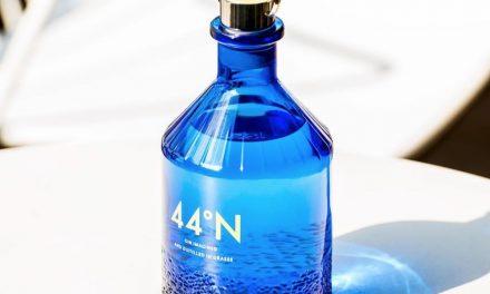 Comte de Grasse lanza 44°N Gin, una ginebra inspirada en el perfume